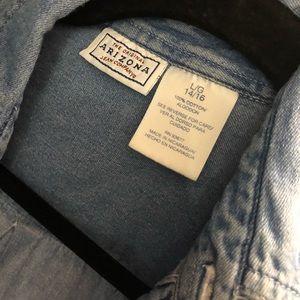 Arizona Jean Company Tops - Arizona denim top